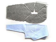 como calcular puntos para tejer prenda ranglan Baby Knitting Patterns, Baby Sweater Patterns, Knitting For Kids, Hand Knitting, Filet Crochet, Knit Crochet, Tricot Baby, Baby Cardigan, Baby Sweaters