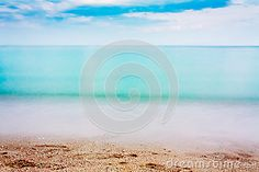 Long Exposure Of Sea Ocean Water Beach - Download From Over 39 Million High Quality Stock Photos, Images, Vectors. Sign up for FREE today. Image: 54857329