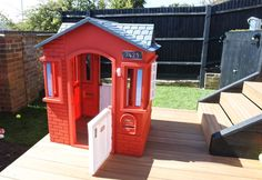 Review Little Tikes Cape Cottage In Garden