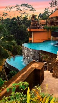 Vacation Places, Dream Vacations, Vacation Trips, Vacation Spots, Beautiful Places To Travel, Cool Places To Visit, Places To Go, Jungle Resort, Travel Aesthetic