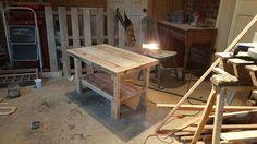 150+ Wonderful Pallet Furniture Ideas | 101 Pallet Ideas - Part 3