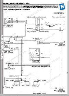 Freightliner Century Class Russia Repair Manual Repair Manuals Freightliner Electrical Diagram