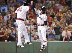 Hanley sacó tres, Red Sox barre a Giants y pasan al primer lugar.