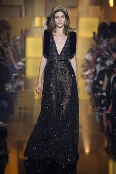 ELIE SAAB COLLECTION, FALL 2015 COUTURE