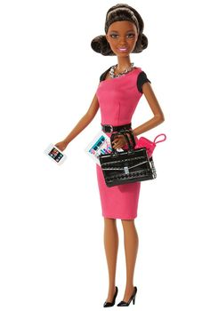 Barbie Entrepreneur Doll - Career Dolls | Barbie Collector