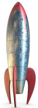 Rocket Raketen raket Foguete ロケットペン