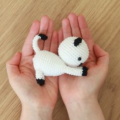 Free Playing Cats Crochet Amigurumi Pattern - Little Bear Crochets Free Playing Cats Crochet Amigurumi Pattern - Little Bear Crochets Crochet Cat Pattern, Crochet Amigurumi Free Patterns, Crochet Animal Patterns, Stuffed Animal Patterns, Crochet Animals, Chat Crochet, Crochet Bear, Crochet Dolls, Free Crochet