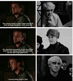 If you don't believe Julian is draco than your wrong