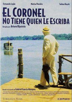 """Cine Sala """"Charles Chaplin"""": El coronel no tiene quien le escriba(1999)... Ingresa a la sala pulsando el Link: http://cine-sala-a01-jcp.blogspot.com/2014/05/el-coronel-no-tiene-quien-le-escriba.html"""