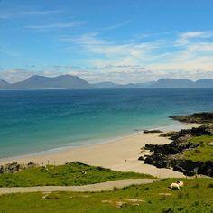 Inishturk Island, Co Mayo, Ireland.