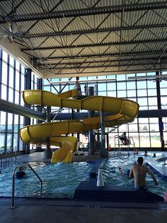 East Oakland Sports Center: Pool Party!