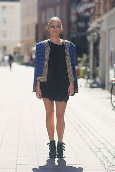 Copenhagen street chic