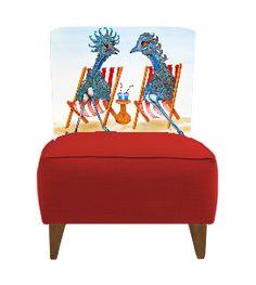 Chair Candy & Pjpaintings Friendship Chair