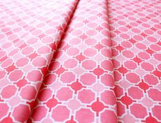 Riley Blake Splendor Geometric Pink C3915