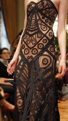 LoLoBu - Women look, Fashion and Style Ideas and Inspiration, Dress and Skirt Look Estilo Fashion, Moda Fashion, Runway Fashion, High Fashion, Womens Fashion, Dress Up, Prom Dress, Dress Long, Lace Dress