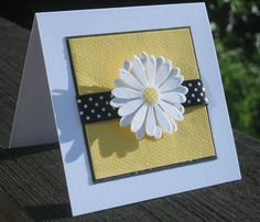 FS178 A Daisy for Charlene by hskelly - Cards and Paper Crafts at Splitcoaststampers