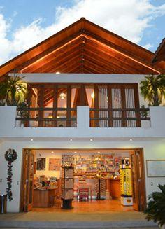 Affordable lumber and wood items at maderas finas.