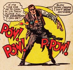 Classic Nick Fury