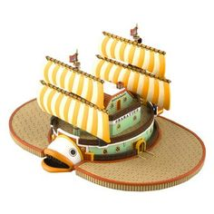 Bandai Baratie Grand Ship Collection (One Piece)