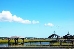 Blue skies. Blue water. Pawleys Island: The perfect place to come for the blues ...