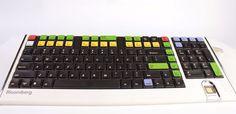 #Bloomberg FRE100 Keyboard - custom customizable business class KB WORKING #FRE100