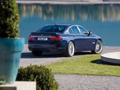 Alpina BMW B7 Bi-Turbo 2010