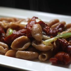 """Pomodoro & Pasta 2.0 - In Cucina con il Cuore 2016: Beuf à la mode con """"Cavatelli al pomodoro con pomodori e cipolline glassate al miele di carota selvatica"""""""