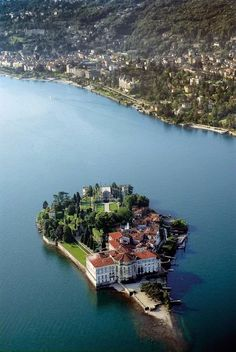 Grand Hotel Des Iles Borromees, Stresa, Italy  For over 150 years the world's most powerful and respected citizens have been attracted to this opulent palace with its extensive gardens, views over the lake and island of Isola Bella, and restorative spa.