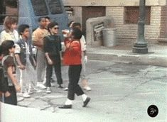And with Pepsi, even YOU can moonwalk...;-)   (gif)