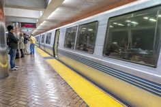 It's Easy: How to Take the BART Train from SFO to Downtown SF