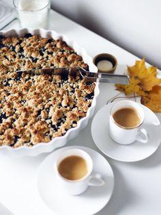 RESEPTI: PARAS MUSTIKKAPIIRAKKA - Natalia Oona Cereal, Breakfast, Food, Breakfast Cafe, Essen, Yemek, Meals