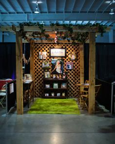 Our Bridal Show Booth! | Kansas City Wedding Photographer