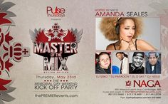 This event will be hosted by VH1′s Amanda Seales, and will be featuring 4 of Boston's best battling it out for supremacy. All this and more this Pulse Thursday!     Masters of Mix: DJ Sisko, DJ Papadon, DJ D Say, DJ Nexus    Naga Night Club   450 Massachusetts Ave.   Cambridge, MA 02139   Tables/Info - Bottle Specials available, contact jason@nagacambridge.com or 857 991 7164   Website: nagacambridge.com   Like us on Facebook: Naga   Follow us on Twitter: nagacambridge