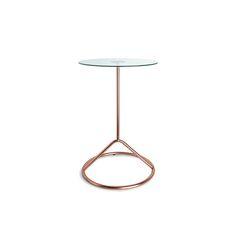 Umbra - Loop Side Table - Copper