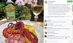 Parte da estratégia de marketing foi a parceria com blogueiras de culinária. O resultado foi acima das expectativas. Print do Instagram da Cozinha Chic.