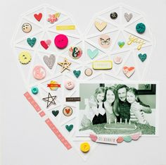 Chris and Paige: Fancy Free Projects by Scrappy Friends