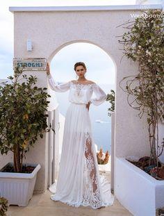 Cathedral Wedding Dress, Buy Wedding Dress, Wedding Skirt, Ivory Wedding, Wedding Sets, Boho Wedding, Boho Bride, Party Wedding, Dream Wedding