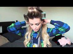 Brigette Bardot Inspired Hair