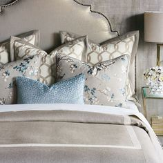 Bed linen Bohemian - - - - Bed linen Zara Home - Custom Bed, Bed Linens Luxury, Bed Linen Design, Luxury Bedding Collections, Bed Sizes, Eastern Accents, Luxury Home Decor, Duvet Covers, Bedding Sets