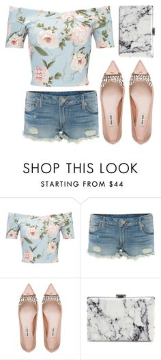 """// 72"" by flawless-willie ❤ liked on Polyvore featuring Miss Selfridge, True Religion, Miu Miu and Balenciaga"