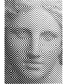 Just to just to just to test #test #sergidelgado #typography #lettering #truchet #stripes #graphicdesign #code #opart #opticalart (at Barcelona, Spain)