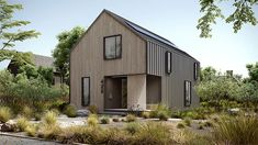 Shop for modern prefab and modular homes with our catalog-style database of modern prefab homes with images, plans, pricing, availability, and specs. Passive House Design, Modern Modular Homes, Home Structure, Prefab Cabins, Backyard Office, Home Buying Tips, Energy Efficient Homes, House Prices, Building Materials
