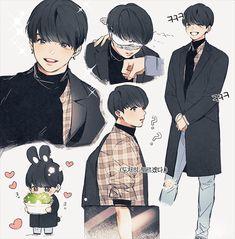 Aigoo, why is he soooooo adorable!!!!!