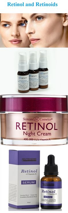 Retinoic acid is the active form of retinol. However, the actual retinoic acid creams are only available from a doctor or dermatologist. It's prescribed for serious skin conditions like acne but is also used as a potent treatment for skin ageing.