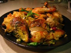 Slow Cooker Chicken..... this sounds wonderful, must try it soon