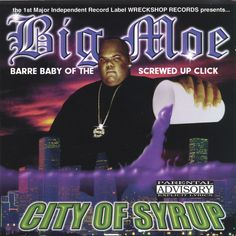"""""""Barre Baby"""" By: Big Moe, Ronnetta Spencer Track: Barre Baby By: Big Moe, Ronnetta Spencer Album: City Of Syrup Big Moe, Ronnetta Spencer - City Of Syrup - """"Barre Baby"""" Chopped And Screwed, Screwed Up, Rap Albums, Hip Hop Albums, Hiphop, Z Ro, Rap Album Covers, Hip Hop Classics, Arte Hip Hop"""