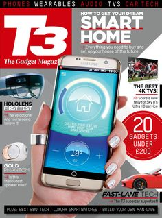 20 under The best tv's. Gaming Magazines, Technology Magazines, Smart Set, Smart Home, Sky Q, Magazine Cover Page, Gopro Action, Apps, Looking To Buy