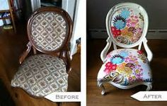 furniture makeover before and after - - Yahoo Image Search Results