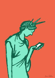 Jean Jullien is a French graphic designer and artist currently living in London. Although his work appears in many forms — from illustration to photography, video to cost