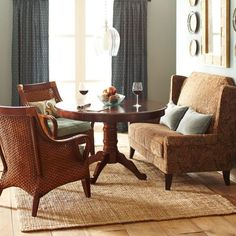 Marchella Sage Round Dining Table  Sage Engineered Wood And Stunning Pier One Dining Room Furniture Design Decoration